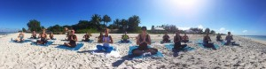 Beach Yoga Pilates