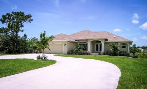 Our Glorious Gulf Villa